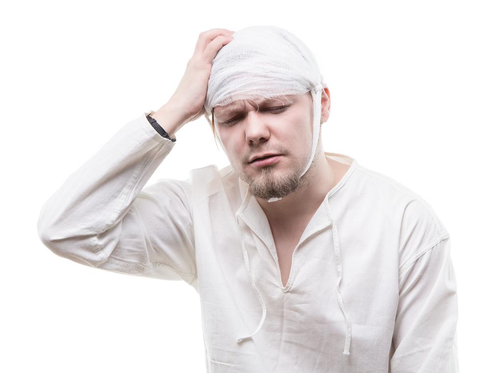 Ушиб височной части головы первая помощь. Почему нельзя бить в висок